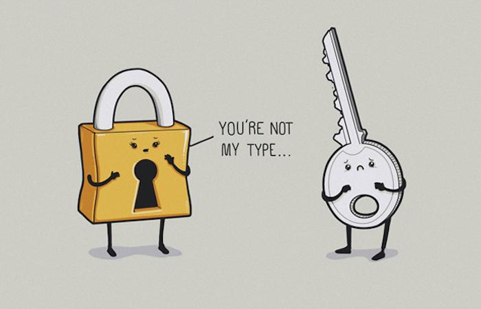 He's Not My Type
