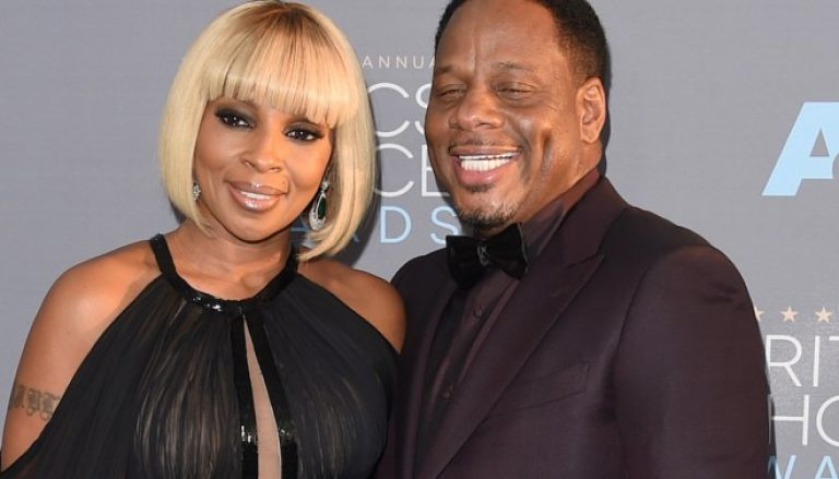 Kendu Isaacs Wants More Spousal Support From Mary J Blige, Claims Her 'Divorce Songs' Hurt His Job Search