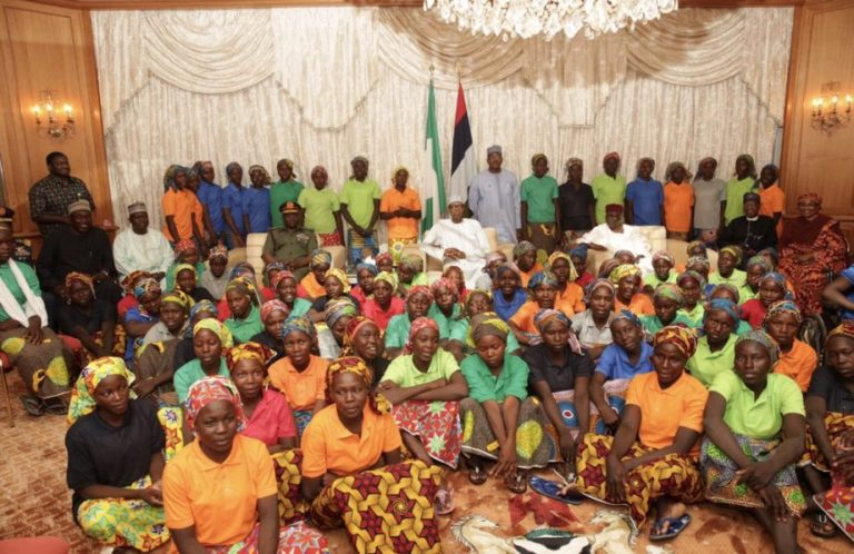 Buhari Approves N164.7M Schools For Chibok Girls At AUN – My Angle