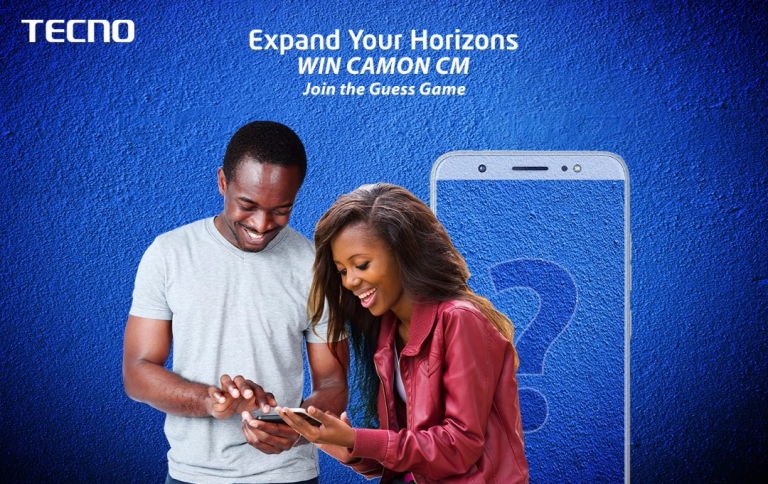 If You Think You are Smart, Join The Camon CM Guess Game to Win Big