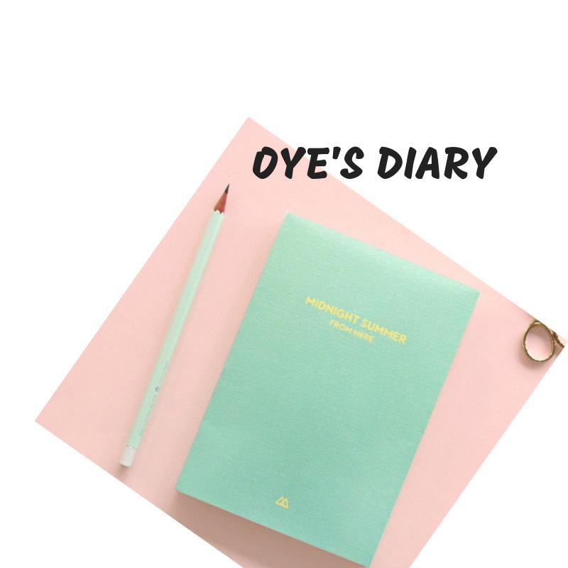 Oye's Diary – Season 1 – Episode 1