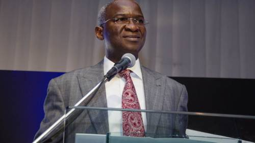 Headlines: Fashola Names Runaway Contractors